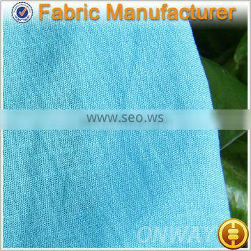 Onway Textile High Color Fastness Warp Woven Jacquard Suede Fabric