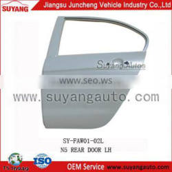 Hot sale SUYANG FAW N5 rear door panel auto trader spare parts
