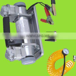 12v heavy duty car auto air compressor
