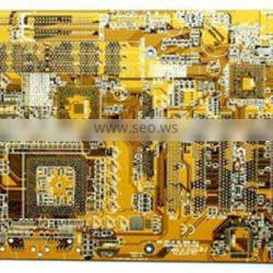 Multilayer BGA PCB with Immersion Gold