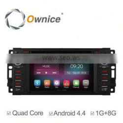 Newest Android 5.1 system 4 Core Car GPS for Jeep 2008-2014 with Capacitive screen