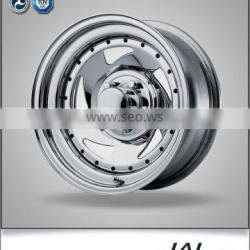 15x10 steel wheel spoke chrome