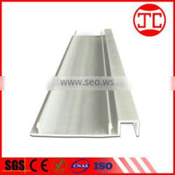 extrusion aluminum profile for hanging sliding door track