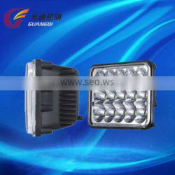 "5"" 45w led headlamp for truck"