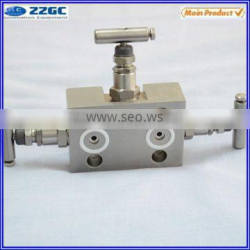 good quality Emerson hot sale 3-valve Manifold with high pressure