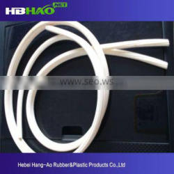 High Temperature Custom Extruded Silicone Rubber Seal Strip For Car