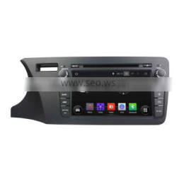 DVD gps navigation system car dvd player for Honda City 2014 Left