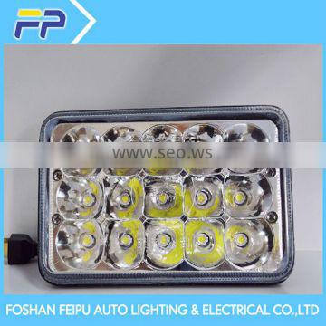 Hiway auto lamp factory supply auto bulb 45w led headlight for offroad led bulb