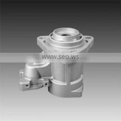 High Quality 45# Steel CNC Casting Pump Body ISO9001