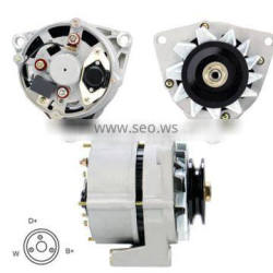 21823,0-120-489-728 BOSCH Alternator for Mercedes Trucks