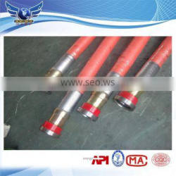 two layer steel wire spiral API7K rotary drilling rubber hose
