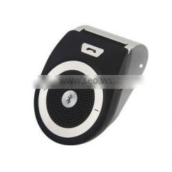New Handsfree Wireless Bluetooth Speakerphone Driving Safer Car Bluetooth Car Kit