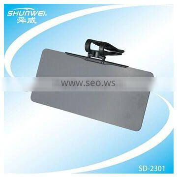 PP high quality car accessory(sunshade) with clip
