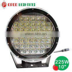 New auto lamp offroad led 4x4 225w led driving light