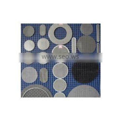 Filter Disc Type and Metal Fiber,stainless steel 304 Material micro filter mesh