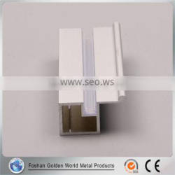 Custom Casting Kitchen Cupboard Handles Concealed Frame Aluminium Fixed Gear
