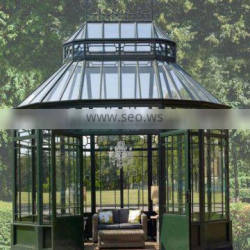Modern Outdoor Steel Pavilion