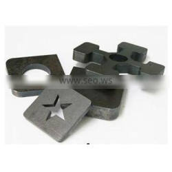 Precision CNC Metal parts laser cutting service