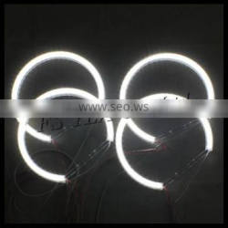 led headlight halo rings white 42 smd led angel eyes for BMW e46 projector/E36/E38/E39