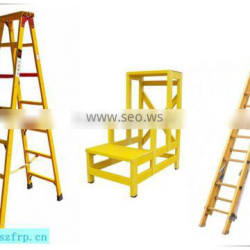 Fiberglass insulation ladder