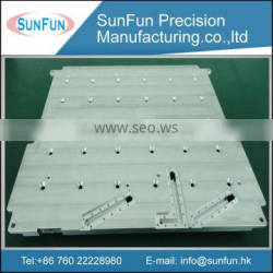 made in china cnc machinging plastic parts