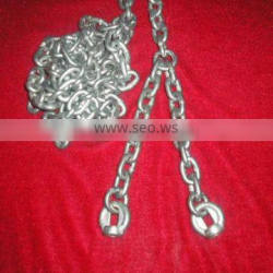 long/medium/short welded Link Chain with galvanized prices