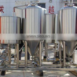 Ruijia hotel draft 100L beer machine Brewery machinery for sale