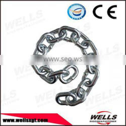 High Quality Galvanized DIN764 Link Chain