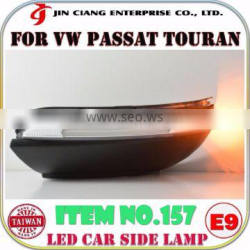 Body kit HIGH POWER LED CAR SIDE LAMP For Volkswagen PASSAT TOURAN