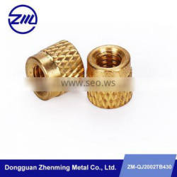 high precision brass lathe small parts OEM customized cnc parts