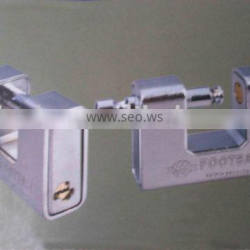 Armoured Steel Cover Padlock