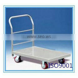 Modern Metal kitchen platform handcart