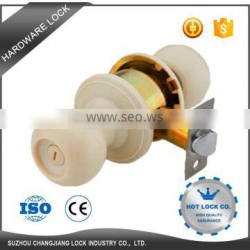 SR500 Safe door lock key lock body with round bolt