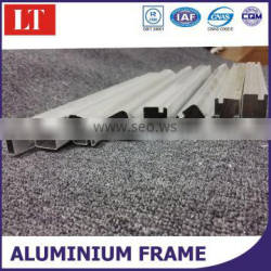 samll thickness Aluminum extrusion profile for kitchen cabinet door Quality Choice