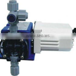 Homogenization Pumps for wastewater treatment plant