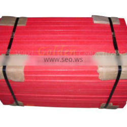 frp square tube, used on the frp ladder, handrail,ect.