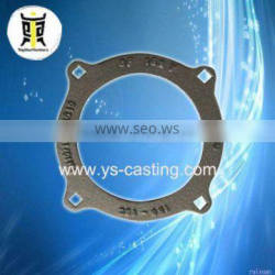 grey and ductile castings for pump
