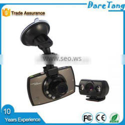 G30 1080P 2.7'' TFT Colorful LCD Dashboard Camera Two Camera Vehicle Traveling data Recorder Car DVR