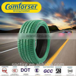 color tires for cars for green