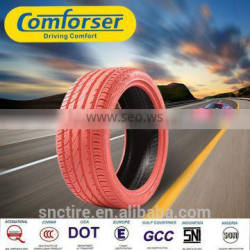 china cheap coloured car tyres