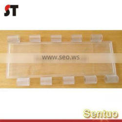 Customize Special Transparent Plastic Cover