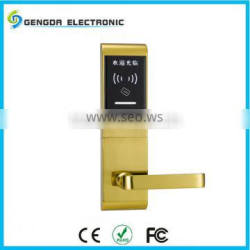 Push Pull Easy to Install Electronic Key Door Lock