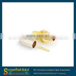 rp sma connector jack female for RG58 cable Fast ship