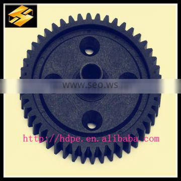 high density wear resistant UHMWPE material plastic gear