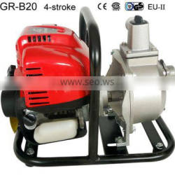 4-stroke Water Pump gasoline-powered