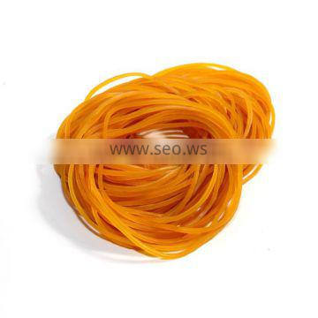 Wholesale Unbreakable Transparent Silicone Rubber Band for Money