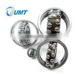 High precision self-aligning ball bearing 1209K,1210K,1211K,1213K,1215K, bearing