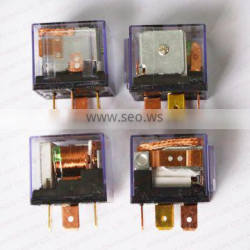 web relay / waterproof 12V 4P 100A relay/ relay cross reference china supplier