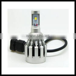 New 6000Lm SMD 9005 9006 Built-in Resistor All-in-one LED Head Lights