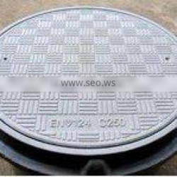 EN124 heavy duty manhole cover
